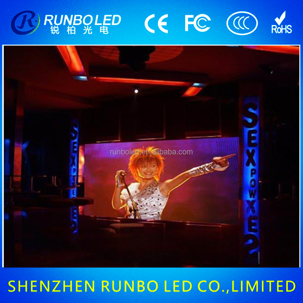 indoor full color led disco screen