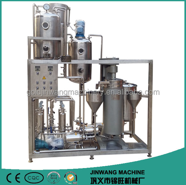 Distinctive tea seed oil refinery plant with Low Consumption for sale with ISO certification