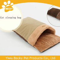 Creative Soft Pet Cat Beds Warm Small Dog Sleeping Bag