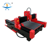 jinan nice cut double-spindle marble engraving cnc router machine 1300*2500mm