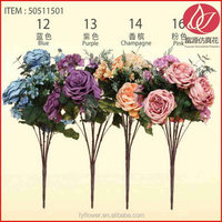 2015 best selling wedding decoration paper flower