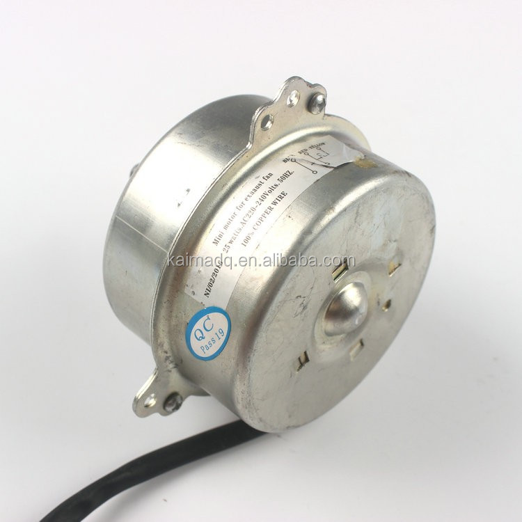 Modern hotsell high speed 50/60HZ cooker hood motor with low noise