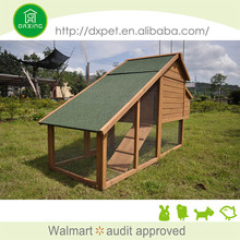 Hot selling fashional fir wood chicken cages