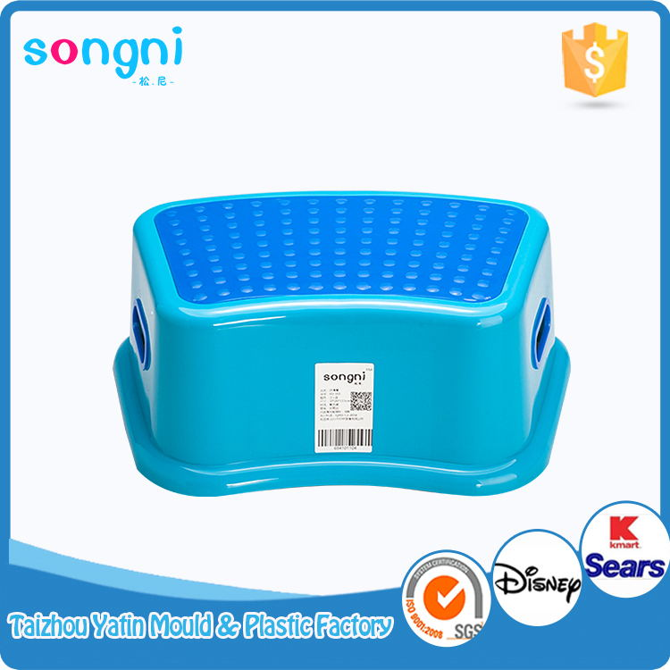 Best Sale Wholesale Color Environmental Plastic Baby Low Stool
