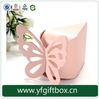 Delicate and exquisite design cake box custom logo printed cake cupcake box candy chocolate packaging box
