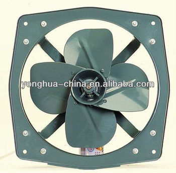 factory Powerful industrial fan/Heavy duty fan/ industrial ventilating fan/exhaust fan/metal wall mounted fan/100% copper motor