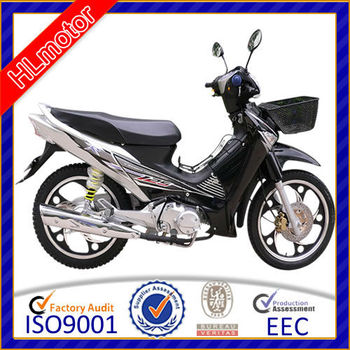 HL110-2 New Black Hot 110cc Motorcycle Made In China