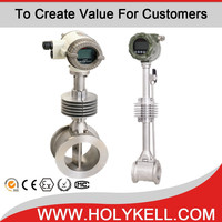 High Quality KVFN Intelligent Vortex Flow Transducer vortex coriolis mass flowmeter