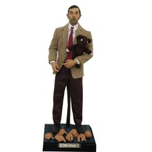 ODM/OEM Custom Plastic Mr. Beam Action Figure With Cloth