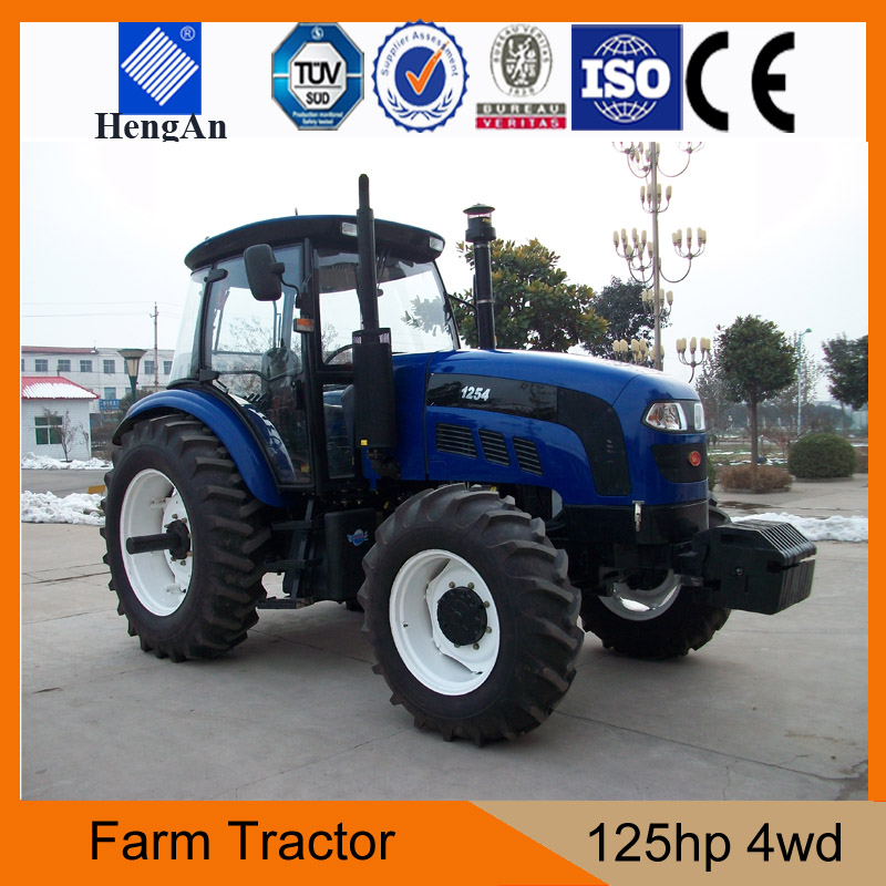 Big Horsepower Farm Tractor With YTO Engine