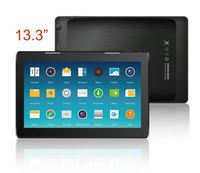 13.3 inch quad core android 4.4 single camera lowest price PC tablet