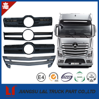 sold well truck front grille for mercedes benz actros mp2/mp3/mp4