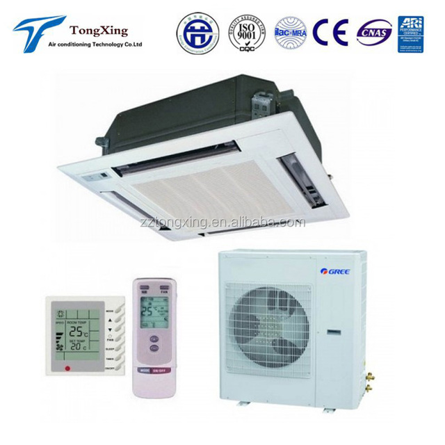 Ceiling Cassette Type Air Conditioner/ Ceiling AC/split air conditioners