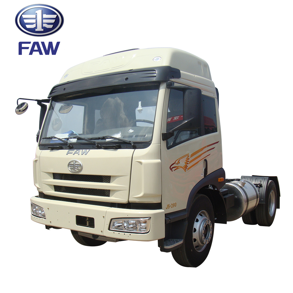 FAW J5M Faw Brand New Heavy Container Trailer Tractor Truck