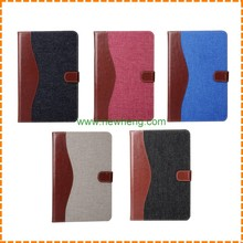 Cowboy Pattern PU Leather Smart Stand Case Cover for iPad Mini 4