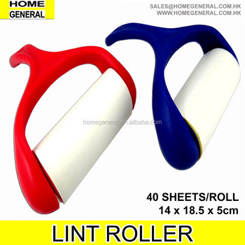 LINT ROLLER, 40SHEETS PER ROLL, LINT ROLLER FOR CLOTHS OR PET, 2016 HK
