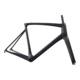 Chinese Ican Bikes Carbon Aero Bike Road Frame With BB86