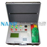 NRRL-C Portable transformer unloaded &loaded test tool