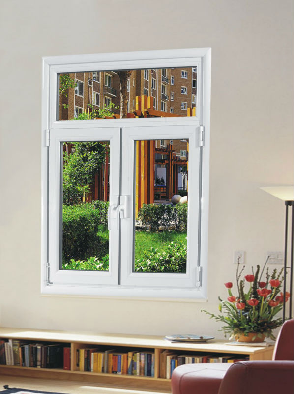 5 years warranty antique wood window frame at factory price