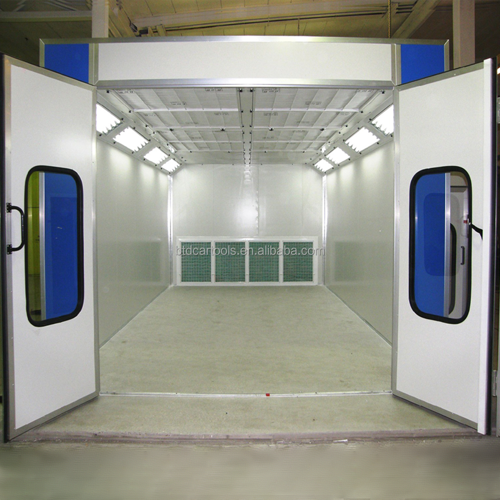 Factory price CE approved paint room car/painting booth spray booths/paint for cars