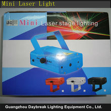 stage Mini Laser Light disco decoration Christmas light