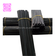 Black rattan reed sticks reed diffuser sticks for home fragrance