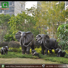 High quality reasonable price bronze elephant sculpture