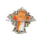 different design blank metal pin badge