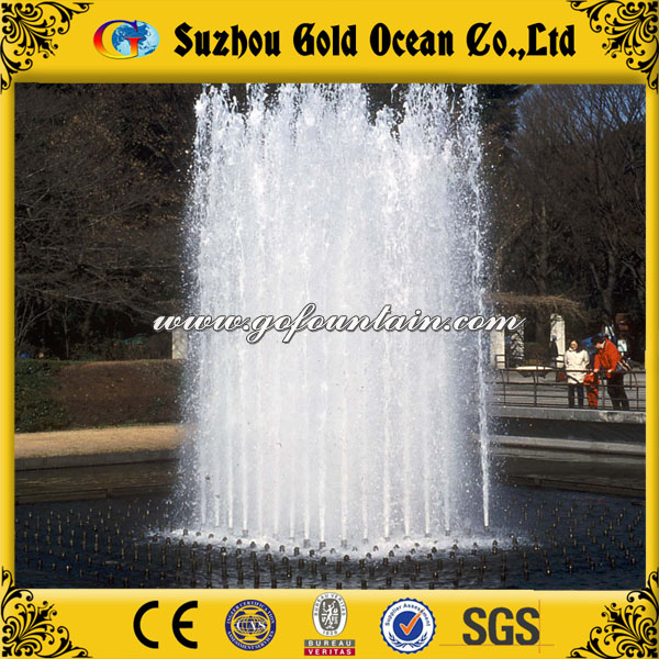 Customized multimedia water musical fountain for home and garden decoration
