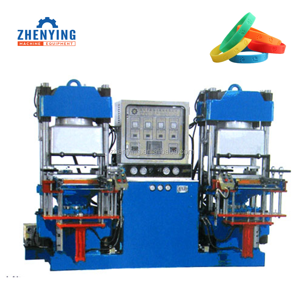 Silicone Rubber Band Shaping Machine For Silicone Wristband