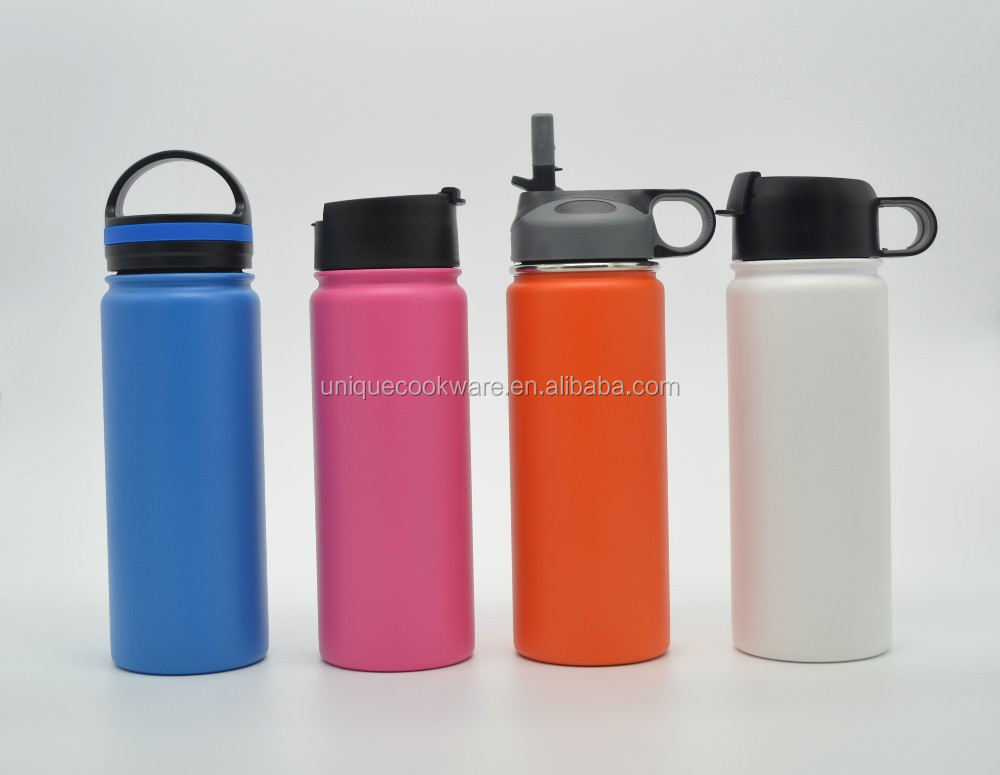 Stainless Steel Bottle and Beer Grolwer Special Use Stainless Steel Lid