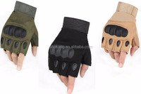 Military Tactical Combat Mens Tactical Half Finger Gloves Army Military Gloves Hard Knuckle Tactical Military