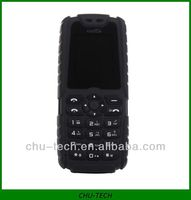"XiaoCai X6 Waterproof GSM Bar Phone 1.77"" Screen, Flashlight, Mobile Charge"