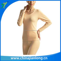 Negative Ions Base Layer Thermal Underwears For Women with Test report