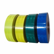High Quality lattice reflective caution reflective tape