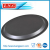 Round bread shallow baking pan