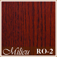 Red Oak (RO-2) - Plank engineered flooring 3.5mm top layer UV Laquer coat wood timber timber flooring