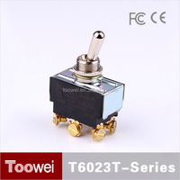 TOOWEI Heavy Duty DPDT Toggle Switches