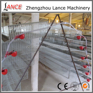 wire mesh quail farm cage for sale