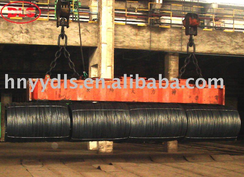 Electric Lifting Magnet MW22 For lifting Steel Coils