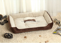 Honey pet memory foam dog bed luxury pet beds dog