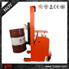 C-Steel Mast Forklift Electric Oil Drum Lifter With Clamp