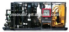 AtlasCopco Air Nitrogen Booster Compressor B13-62/2175 (24-150bar/55M3/min) for geothermy/oil field/water well drilling project