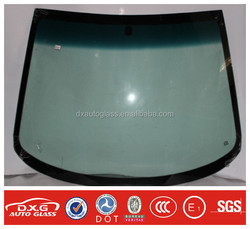 Guangzhou popular models best quality auto glass for DAEWOO MATIZ