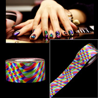 2017 Wholesale Dundle Nail Accessriess Sky Stickers High Quanlity DIY Finger Art Decoration