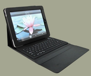 Micro USB wired keyboard case for tablet/ phone