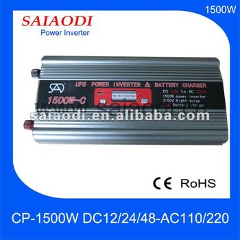 1500w inverter charger 12v 220v ,automatic inverter charger,230v solar inverter