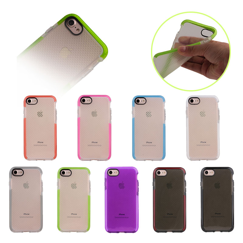 Fashion Soft Clear Basketball D30 TPU Case for iphone 7,for Apple iphone 7 Mobile Case Cover