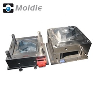 Skillful manufacture standard base plastic injection template mould base design