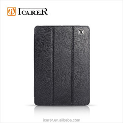 ICARER Tablet Leather Cover Case For Ipad Mini